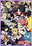 ポスター: Fairy Tailポスター???Season 6キーアート(36?x 24インチ) 106624R036