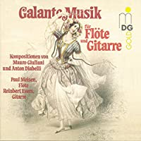 Galante Music for Flute and Gu