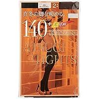 (アツギ)ATSUGI タイツ 140D アツギ タイツ (ATSUGI TIGHTS) 140デニール 〈2足組2セット〉