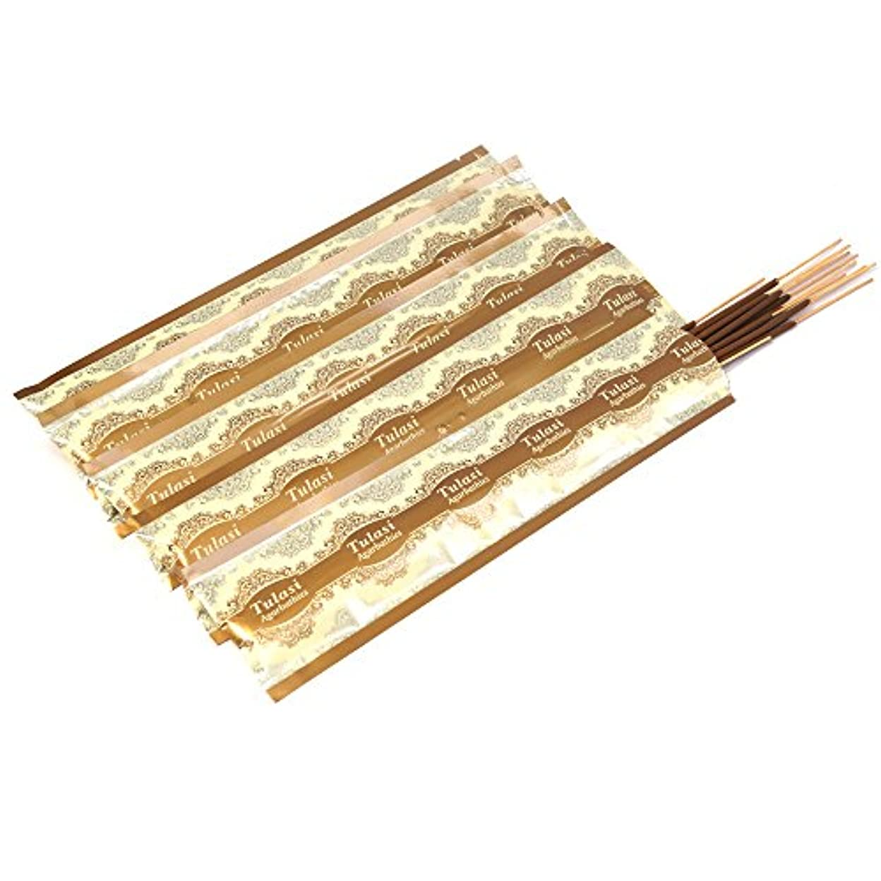 症候群残基セットするFree Nag Champa variety Gift Pack in Herbal TreatジャンボAgarbatti   Incense Sticks Set of 15 Fragrances by Ikshvaku