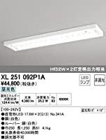 オーデリック XL251092P1A