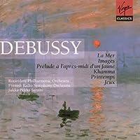 Debussy: Orchestral Works- La Mer, Prelude, Images, Khamma, Printemps, Jeux