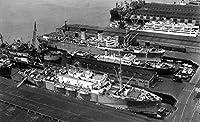 シアトル、ワシントン–Aerial View Of The Embarkationのポート 24 x 36 Giclee Print LANT-12852-24x36
