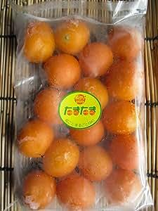 訳あり 冷凍完熟金柑(きんかん・キンカン)たまたま 宮崎県産 400g