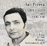 Art Pepper: Unreleased Art VIII