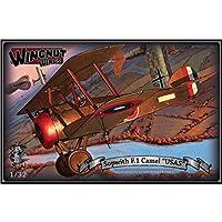 ウィングナットウィングス 1/32 第一次世界大戦 イギリス空軍 ソッピース F.1キャメル USAS プラモデル WNG32072
