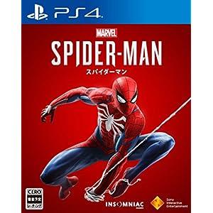 【PS4】Marvel's Spider-Man【早期購入特典】「スパイディ・スーツ」、追加スキルポイント、スパイダー・ドローン早期解放、PS4カスタムテーマ、PlayStationNetworkアバター (封入)