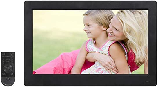17.3 inch HD Display 1600/×900 Digital Picture Frame with USB and SD Card Slots and Remote Control WW/&C Digital Photo Frame