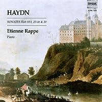 Haydn: Sonatas Hob XVI, 23