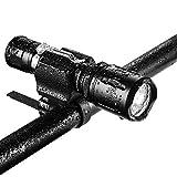 1000ルーメン IPX7防水自転車 ライト usb充電 ヘッドライト LED フロントライト 高輝度 自転車前照灯 リフレクター2200 mAhバッテリー