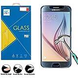 MarsTech Samsung Galaxy S6 SC-05G docomo ドコモ 強化ガラス液晶保護フィルム 日本製ガラス素材 気泡ゼロ 0.3mm 硬度9H 2.5D ラウンドエッジ加工