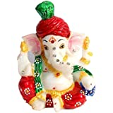 Fashion Bizz Ganesh,Ganesha,Laddu Ganesh ji,Mangal Murti,Diwali Ganesh Poojan,Deepawali Gift,Ganesh ji for Laxmi ji, Marble S