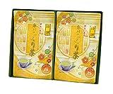 特選ぐり茶100号糸付ティーバッグ(3g×24入) 2袋箱入