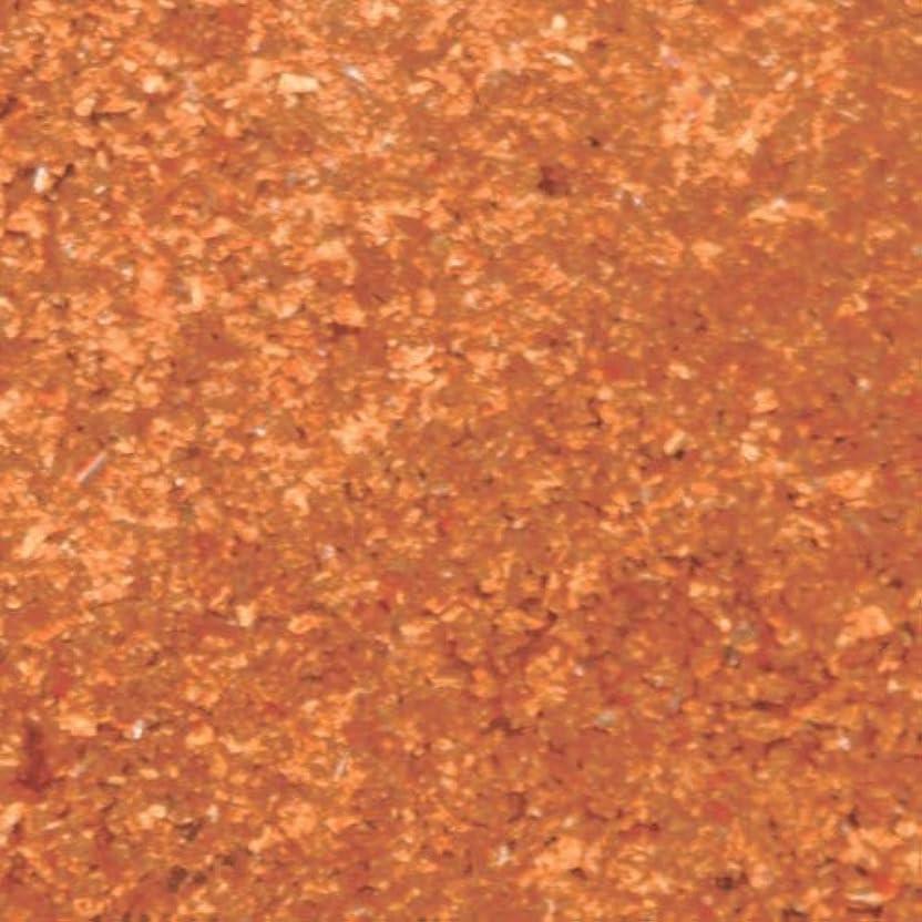 織る損なう正確なピカエース ネイル用パウダー シャインフレーク #706 柿色 0.3g