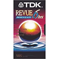 TDK t120Revueパッケージの5