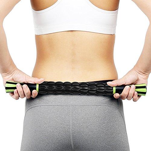 Naipo マッサージスティック マッサージローラー フォームローラー Foam Roller 筋膜リリース 活性化 筋トレ ストレッチ 疲労 筋肉痛 回復に