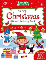 My First Christmas Sticker Activity Book (Scholastic Activities)