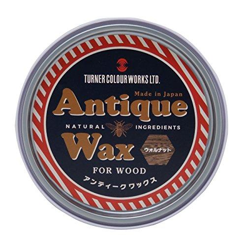 ターナー アンティークワックス ウォルナット AW120004 120g