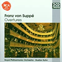 Suppe;Overtures