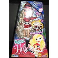 Bratz 2008 Holiday Santa Cloe Doll [並行輸入品]