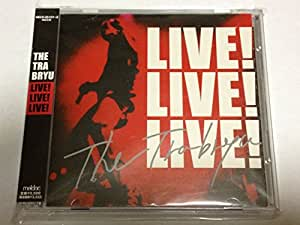 LIVE!LIVE!LIVE!