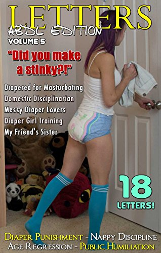 adult diaper change girl Messy