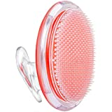 Exfoliating Brush, Body Brush, Ingrown Hair and Razor Bump Treatment - Eliminate Shaving Irritation for Face, Armpit, Legs, Neck, Bikini Line - Silky Smooth Skin Solution for Men and Women by Dylonic