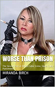 Worse Than Prison: The Second Part of White Collar Crime, Slave Collar Punishment by [Birch, Miranda]