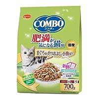 箱売り コンボ 肥満が気になる猫用 700g(140g×5パック) 1箱12袋