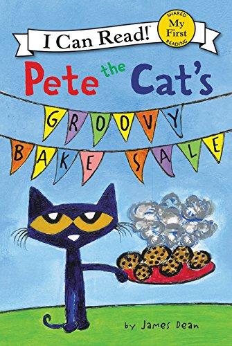 Pete the Cat's Groovy Bake Sal...