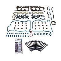 ヘッドガスケットセット ボルトキット 適合機種: 04-06 マツダ MPV 3.0L V6 DOHC 24v AJ DURATEC