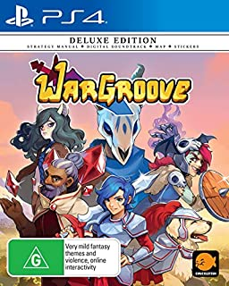 Wargroove Deluxe Edition (B07X4122RC)   Amazon price tracker / tracking, Amazon price history charts, Amazon price watches, Amazon price drop alerts