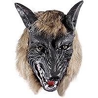 [ワンドーム]ONEDONE Wolf Head Mask for Halloween and Cosplay Costume Party ltmj-01 [並行輸入品]