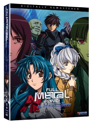 Full Metal Panic: Second Raid [DVD] [Import]