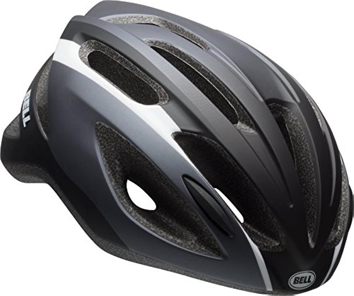 集める速い同情的BELL(ベル) ヘルメット 自転車 サイクリング CREST R [クレスト R マットブラック/ダークティタニウム UA] 7083359