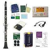 YAMAHA ヤマハ クラリネット YCL-450 管楽器担当のおすすめ初心者セット E
