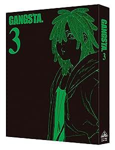 GANGSTA. 3 (特装限定版) [Blu-ray]