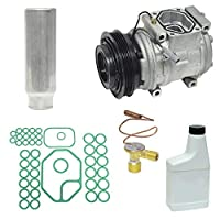 UAC KT 5130 A/C Compressor and Component Kit [並行輸入品]
