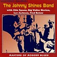 Masters Of Modern Blues by The Johnny Shines Band (1994-07-26)