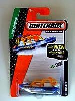 Sea Spy (Blue/Yellow) Diecast Car (Matchbox)(2013) by Matchbox [並行輸入品]