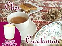 【本格】 茶缶付 カルダモンチャイ用茶葉 50g