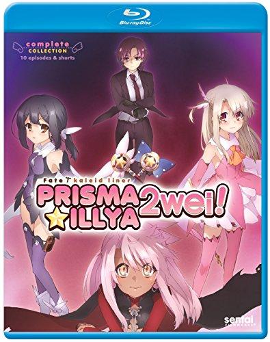 Fate / Kaleid Liner Prisma Illya 2we/ [Blu-ray] [Import]
