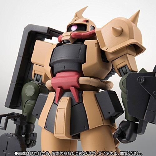 ROBOT魂 〈SIDE MS〉 MS-06D ザク・デザートタイプ ver. A.N.I.M.E. 『機動戦士ガンダム』(魂ウェブ商店限定)