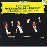 シューマン:交響曲第2番・第3番<ライン>