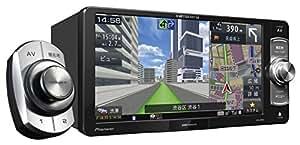 カロッツェリア(パイオニア)  楽ナビ 7型ワイド カーナビ AVIC-RW99 フルセグ/DVD/CD/SD/Bluetoothオーディオ