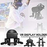 VRディスプレイスタンドホルダー、Oculus Rift S/Oculus Quest VR用収納サポート SueSupply