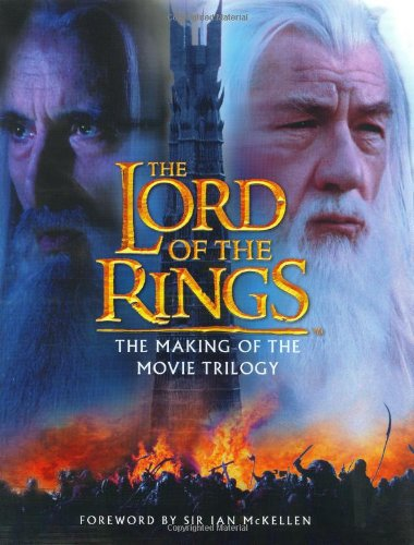 Download Lord of the Rings: The Making of the Movie Trilogy (.) 0618258000