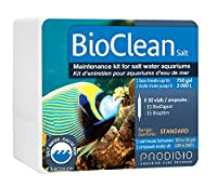 Prodibio Bio Clean, Nitrifying Bateria and Nutrients, Salt Water, 30/1 mL vials, 30 gal and up by Prodibio