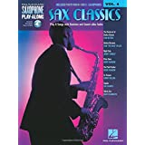 Sax Classics: Saxophone Play-Along Volume 4 Bk/Online Audio