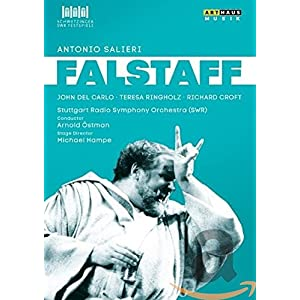 Salieri: Falstaff [DVD] [Import]